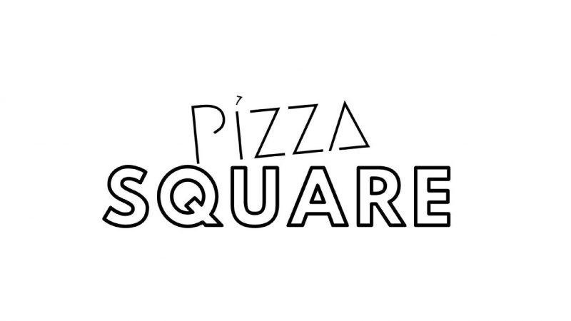 Pizza Square. It's slice to meet You!
