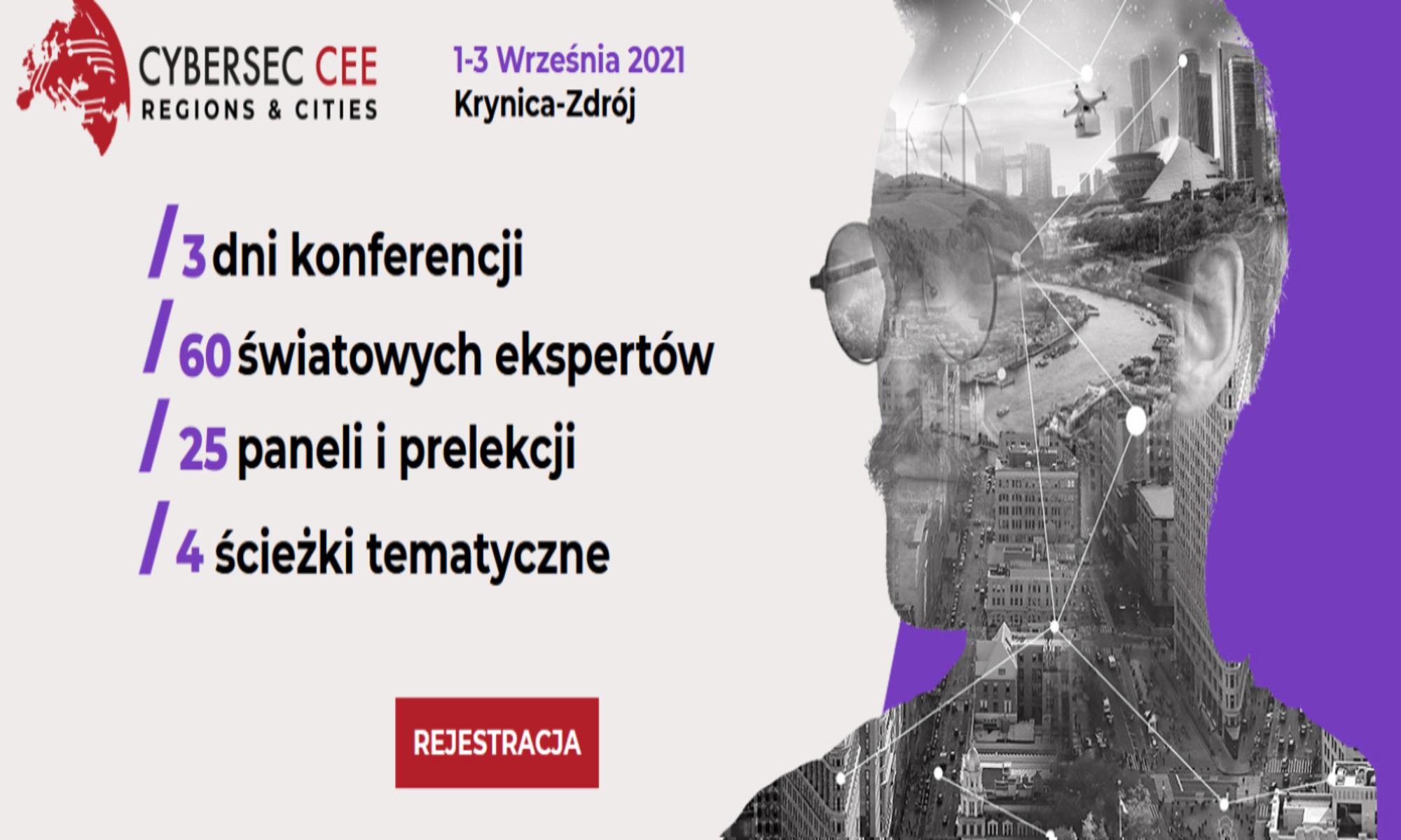 Konferencja dot. cyberbezpieczeństwa w Krynicy- Zdroju